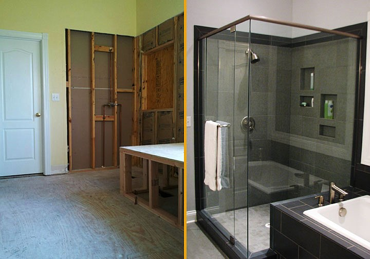 Remodel Bathroom Before And After recent project photos | del mar, napa, san diego, san francisco